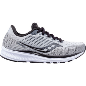 saucony Ride 13 Shoes Women, alloy/black